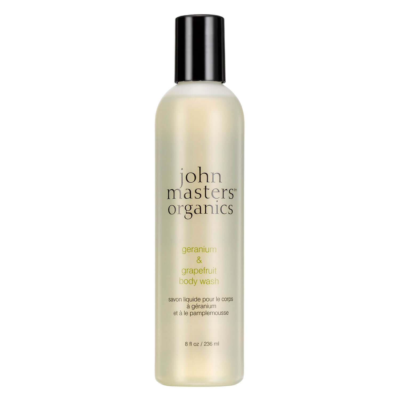 JMO Skin & Body Care - Geranium & Grapefruit Body Wash - 236ml