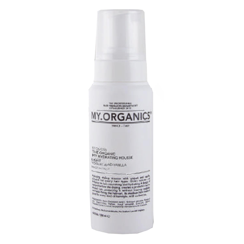 My.organic Style - Hydrating Mousse Light - 250ml