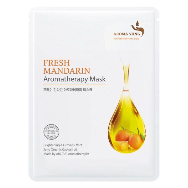 Image of AROMA YONG - Fresh Mandarin Aromatherapy Mask
