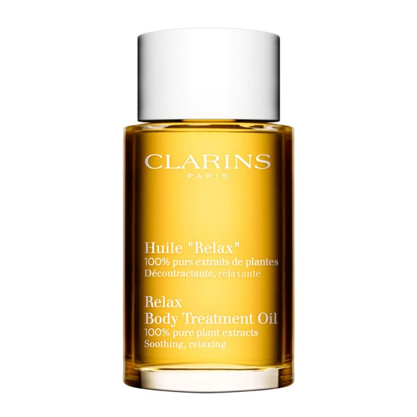 Clarins Body - Relax Body Treatment Oil