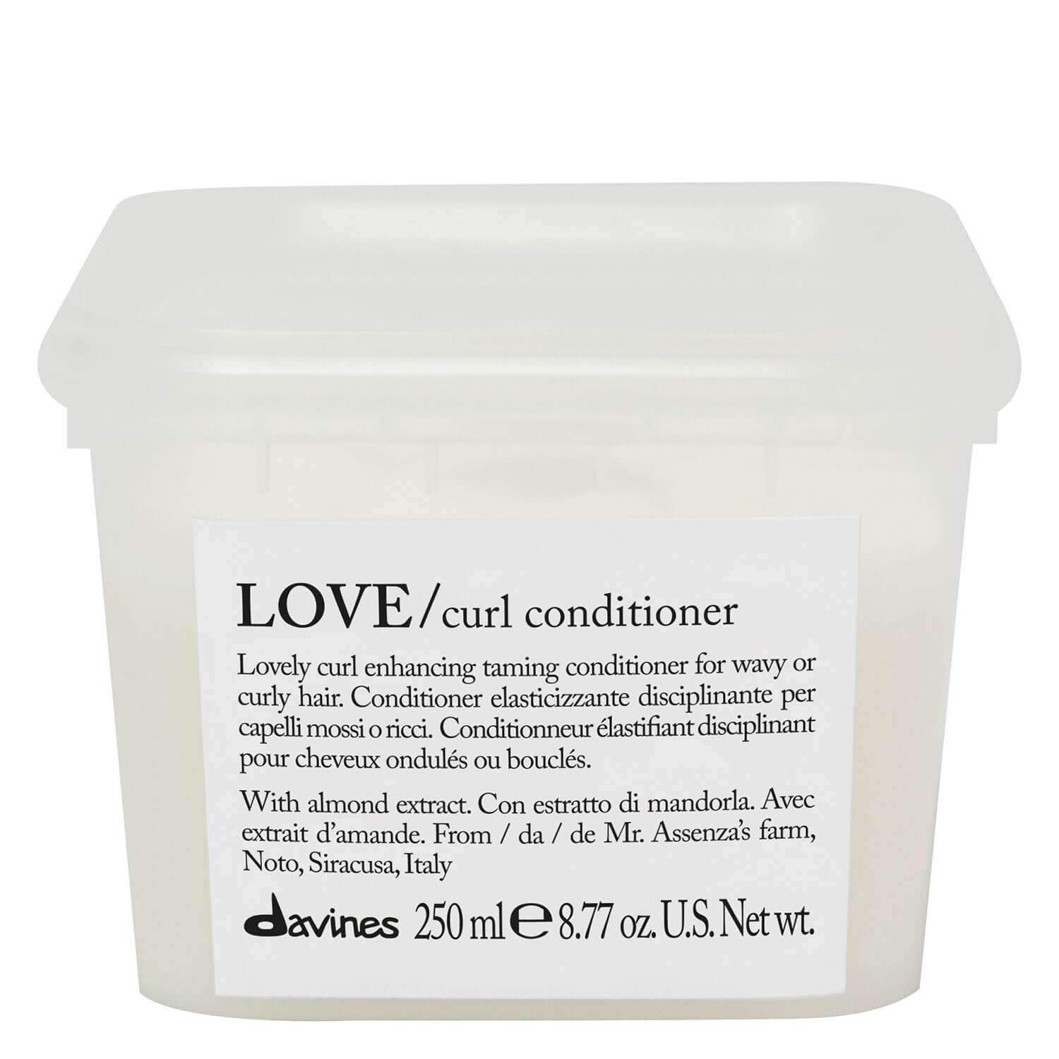 Essential Haircare - LOVE Curl Conditioner - 250ml