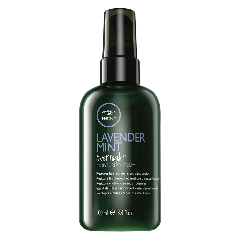 Tea Tree Lavender Mint - Overnight Moisture Therapy - 100ml
