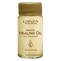 Keratin Healing Oil - Hair Treatment 10ml