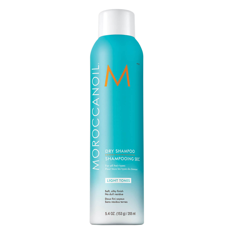 Moroccanoil - Dry Shampoo Light Tones - 205ml