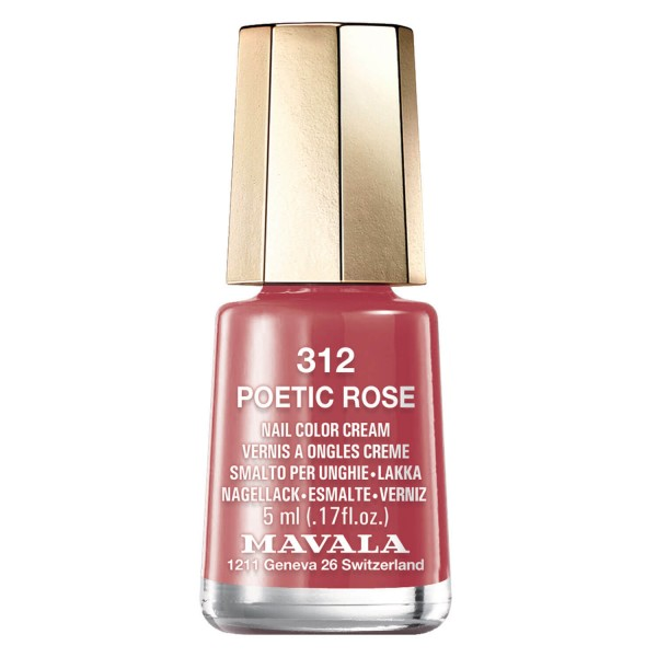 Mavala - Sublime Color's - Poetic Rose 312