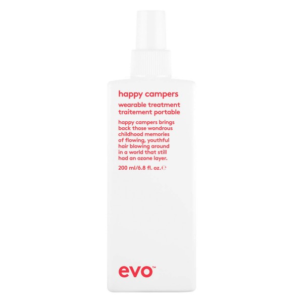 evo style - happy campers wearable treatment