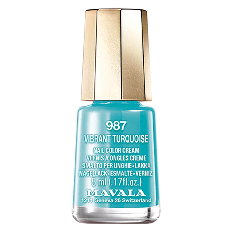 Dash & Splash Color - Vibrant Turquoise 987 Limited Edition - 5ml