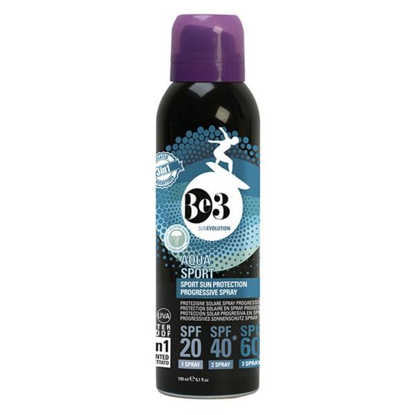 Sun Evolution - Sun Protection Spray Aqua Sport SPF 20/40/60