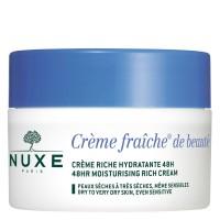 Crème Fraîche de Beauté - Crème Riche Hydratante 48H 50ml