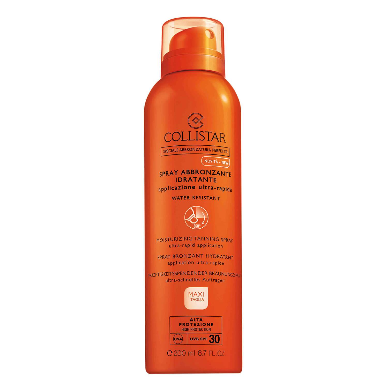 CS Sun - Moisturizing Tanning Spray SPF30 - 200ml