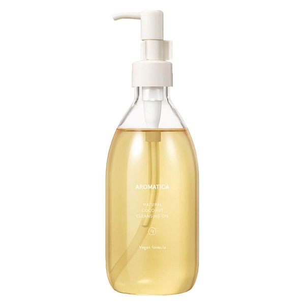 Image of AROMATICA - Natural Coconut Cleansing Oil