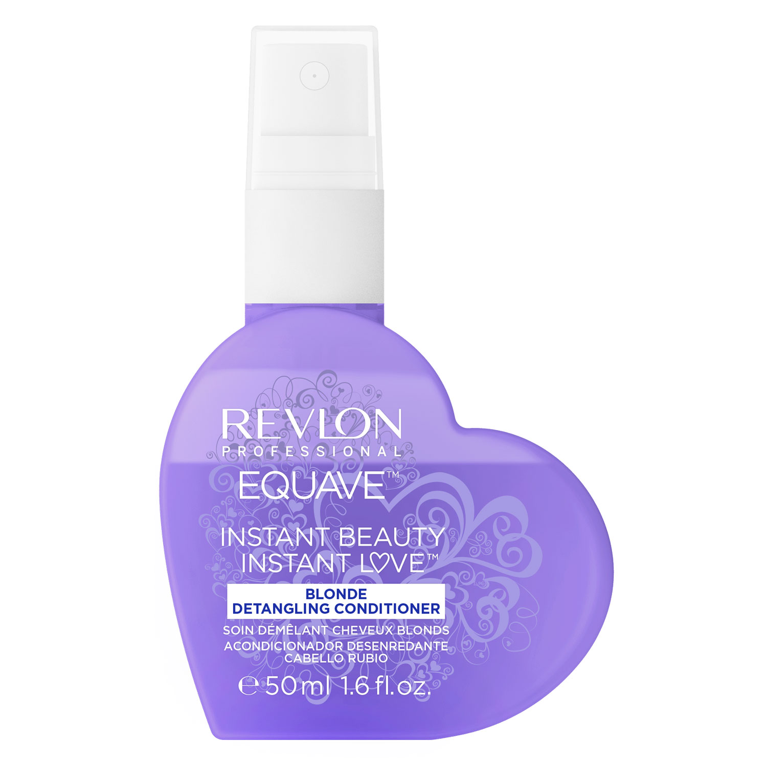 Equave - Blonde Detangling Heart Conditioner - 50ml