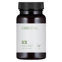CBD VITAL - PURE CBD 9 (5%) Kapseln 60x