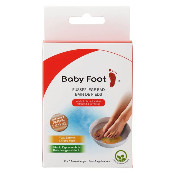 Image of Baby Foot - Foot Smoothing Bath Spa