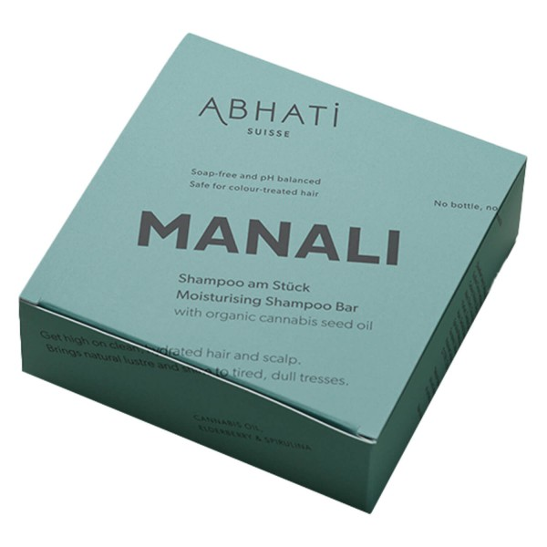 Image of ABHATI Suisse - Manali Moisturising Shampoo Bar