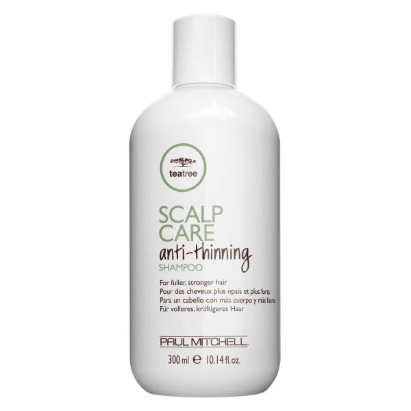 Tea Tree Scalp Care - Anti-Thinning Shampoo