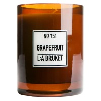 L:A Bruket - No.151 Scented Candle Grapefruit 260g