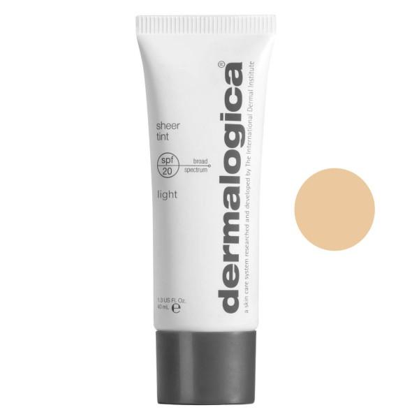 Dermalogica - Moisturizers - Sheer Tint Light SPF20