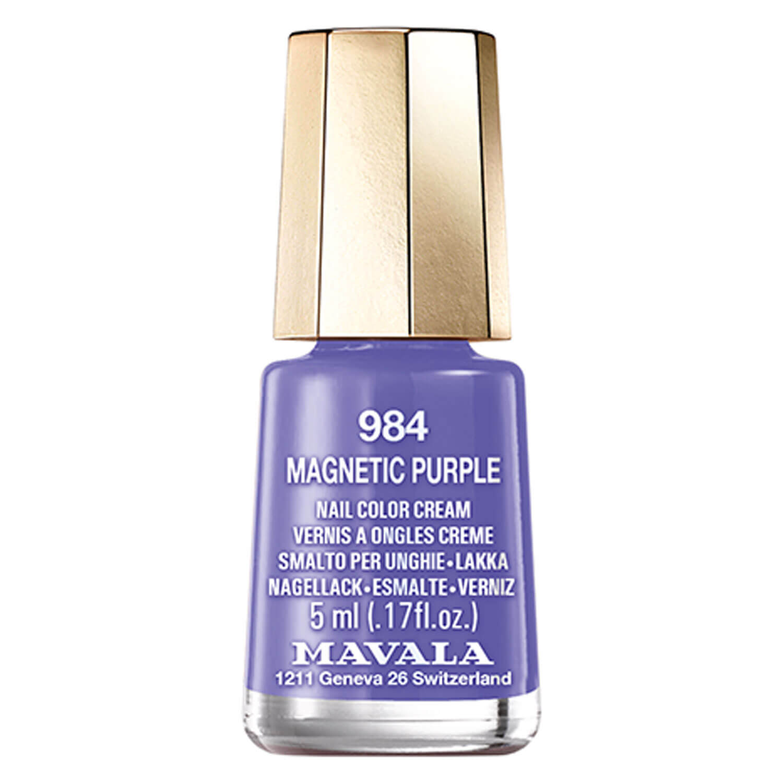 Dash & Splash Color - Magnetic Purple 984 Limited Edition - 5ml