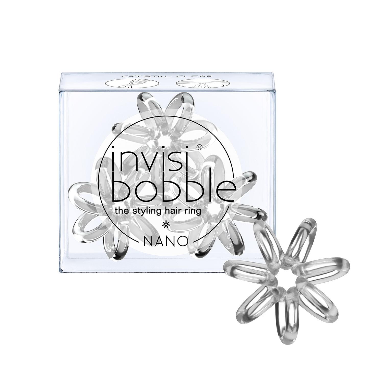 invisibobble NANO - Crystal Clear -
