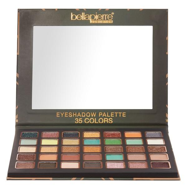 Image of bellapierre Eyes - Emerald City Eyeshadow Palette
