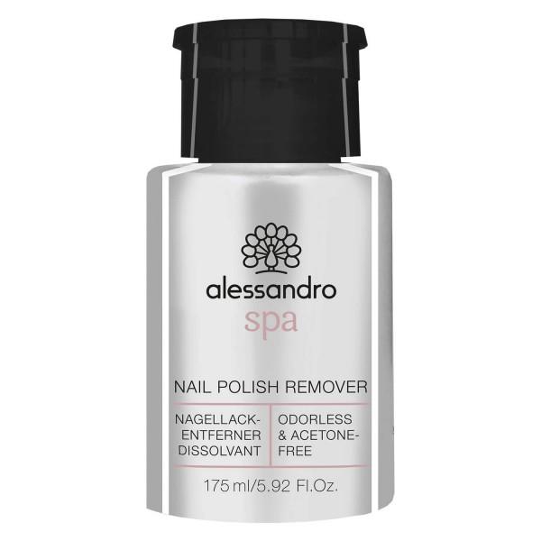 Alessandro Spa - Nail Polish Remover