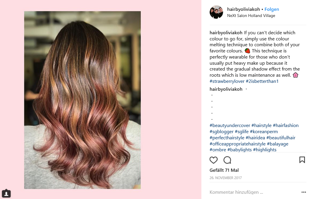 Pastel Hair Rosa Blau Oder Peach Welche Farbe Passt Zu