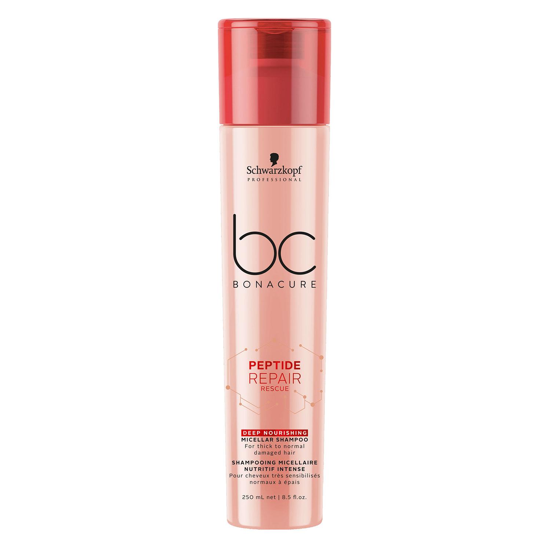 BC Peptide Repair Rescue - Deep Nourishing Micellar Shampoo - 250ml