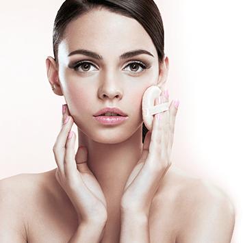 Produkte für die Gesichtspflege