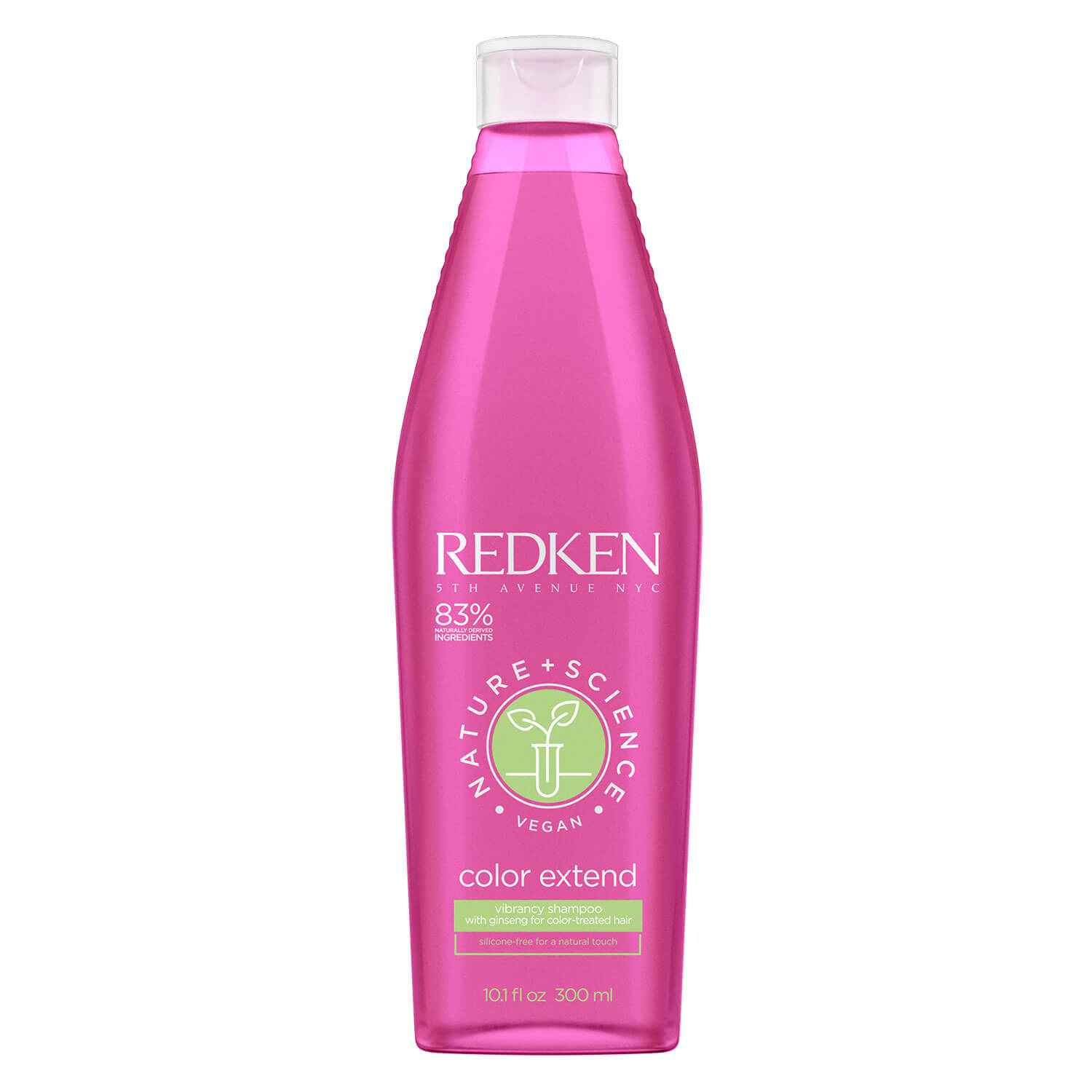 Nature+Science - Color Extend Magnetics Shampoo - 300ml