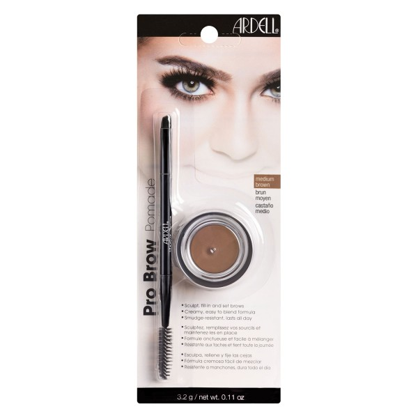 Image of Ardell Brows - Brow Pomade/Brush Medium Brown