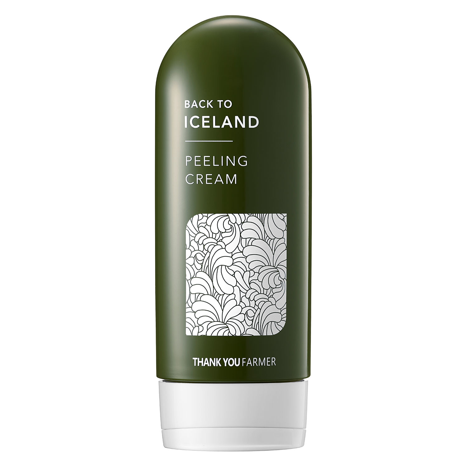 THANK YOU FARMER - Back To Iceland Peeling Cream - 150g