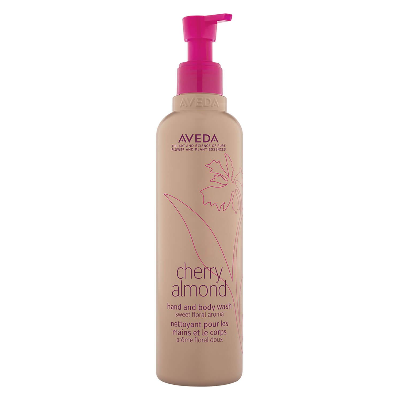 cherry almond - hand & body wash - 250ml