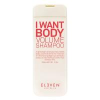 ELEVEN Care - I Want Body Volume Shampoo 300ml