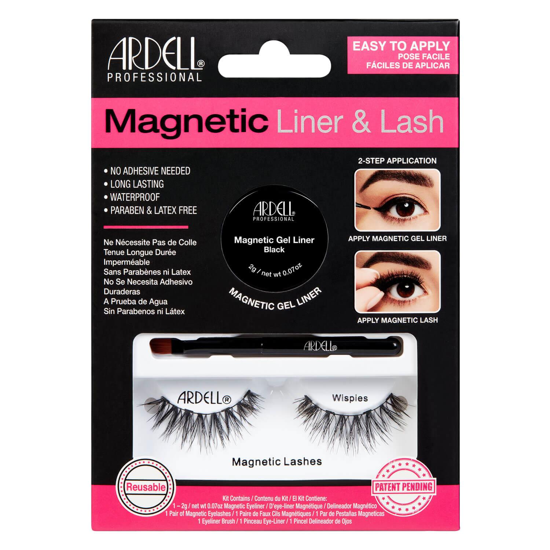 Magnetic Liner & Lash - Wispies -