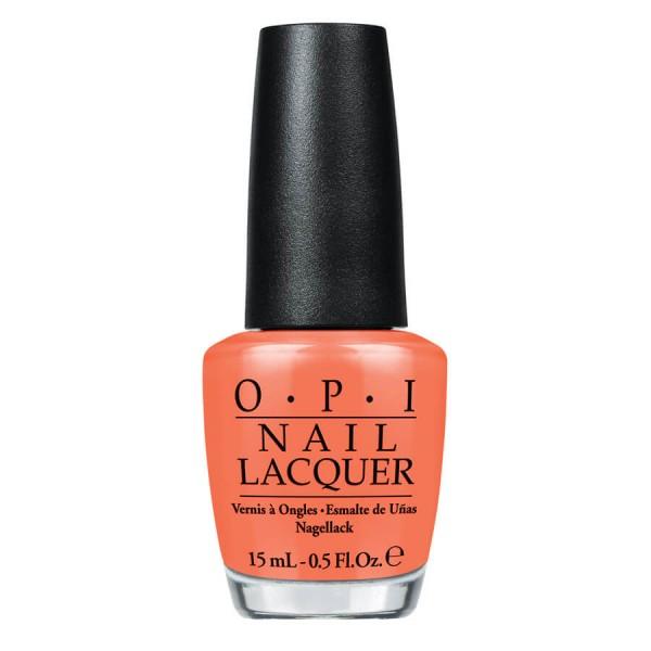 OPI - Brazil - Where Did Suzi's Man-go?