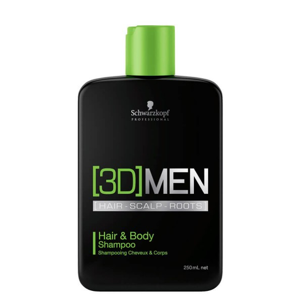 Image of [3D]MEN - Hair and Body Shampoo