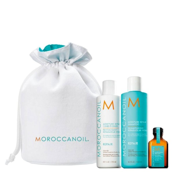 Moroccanoil - Beauty in Bloom Repair Set