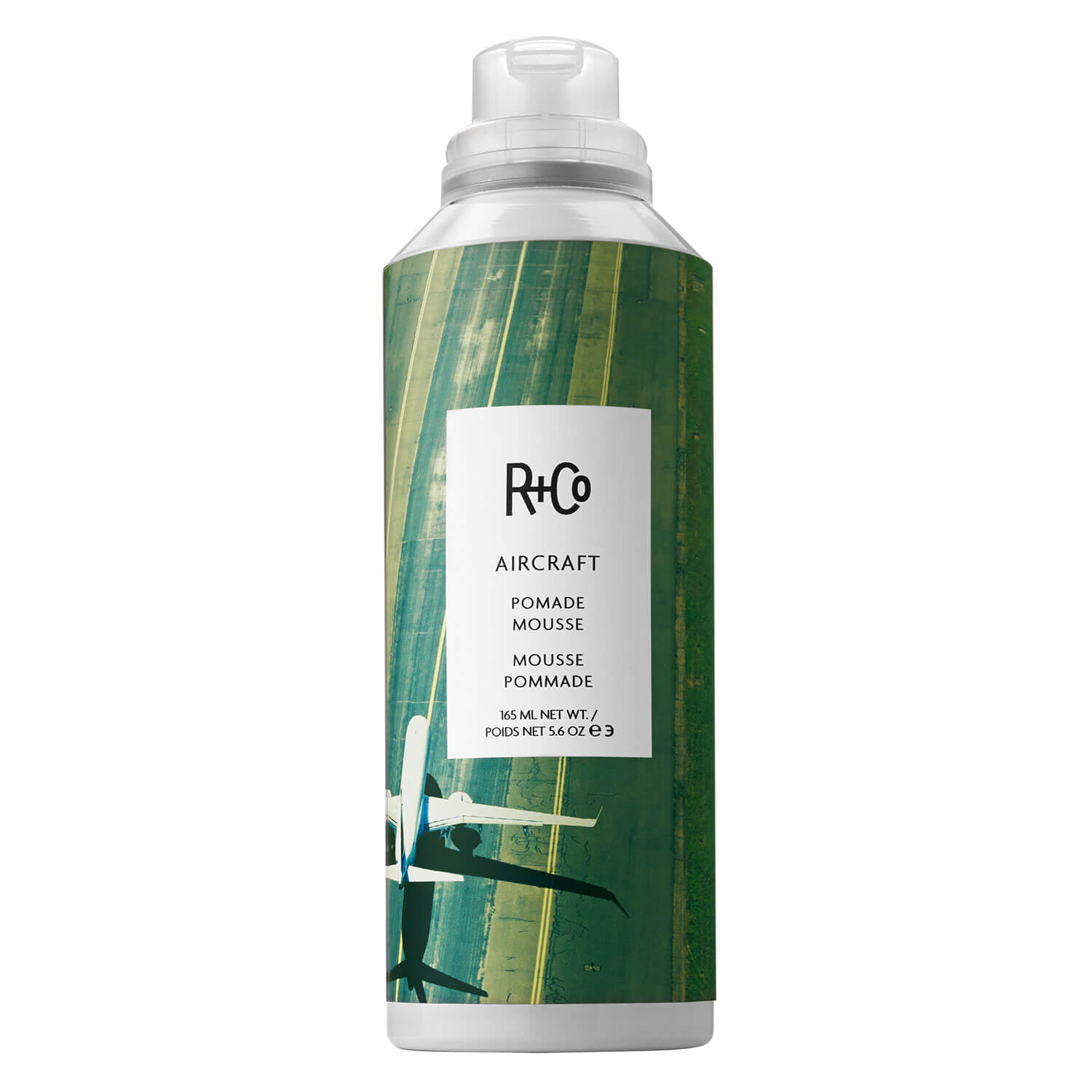R+Co - Aircraft Pomade Mousse - 165ml