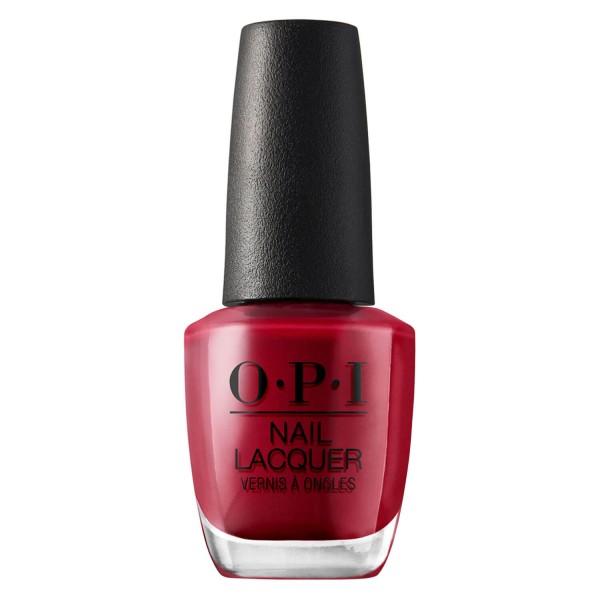 Classics - OPI red