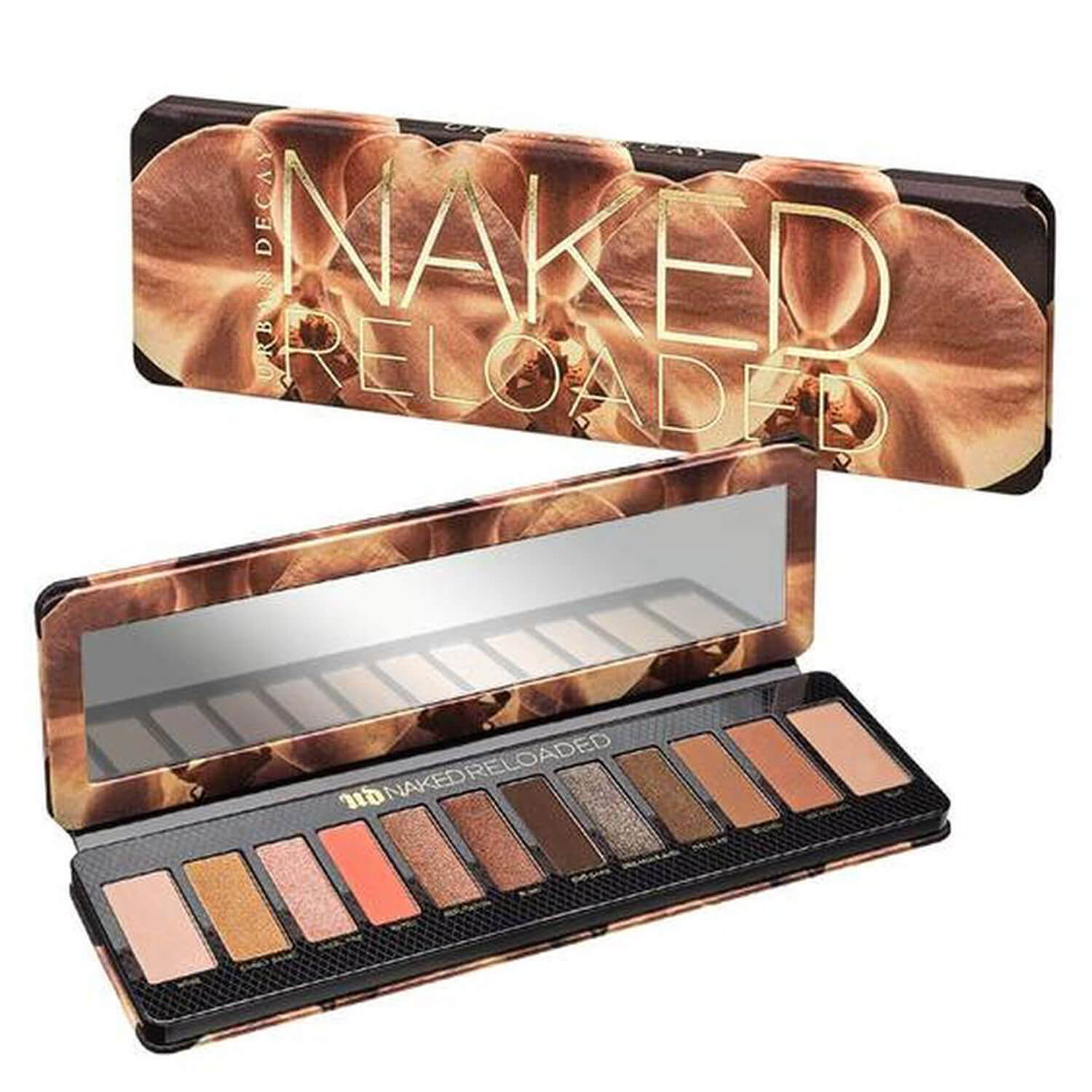 Naked Palettes - Eyeshadow Palette Naked Reloaded - 1x