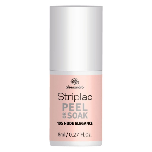 Striplac Peel or Soak - Nude Elegance
