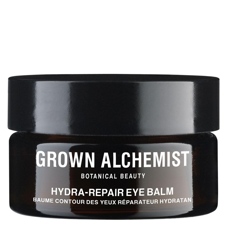 GROWN Beauty - Hydra-Repair Eye Balm: Helianthus Seed Extract & Tocopherol - 15ml