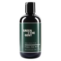 Green + The Gent - Shampoo + Body Wash 250ml