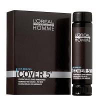 L'Oréal Professionnel - Homme - Cover 5' Nr 4 Mittelbraun