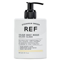 REF Treatment - Colour Boost Masque Golden Blonde