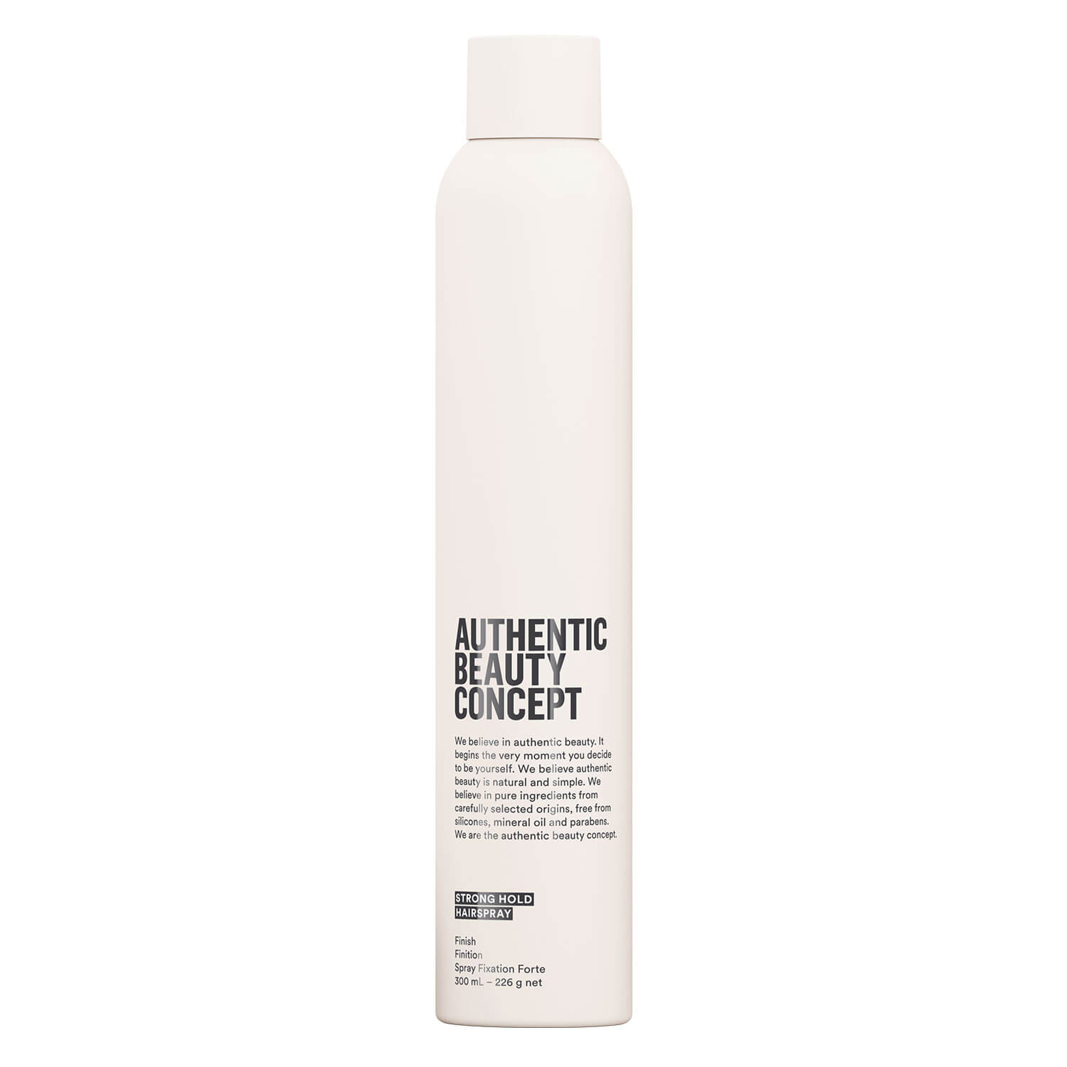 Authentic Beauty Concept - Strong Hold Hairspray - 300ml
