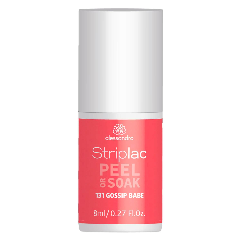 Striplac Peel or Soak - Gossip Babe - 8ml