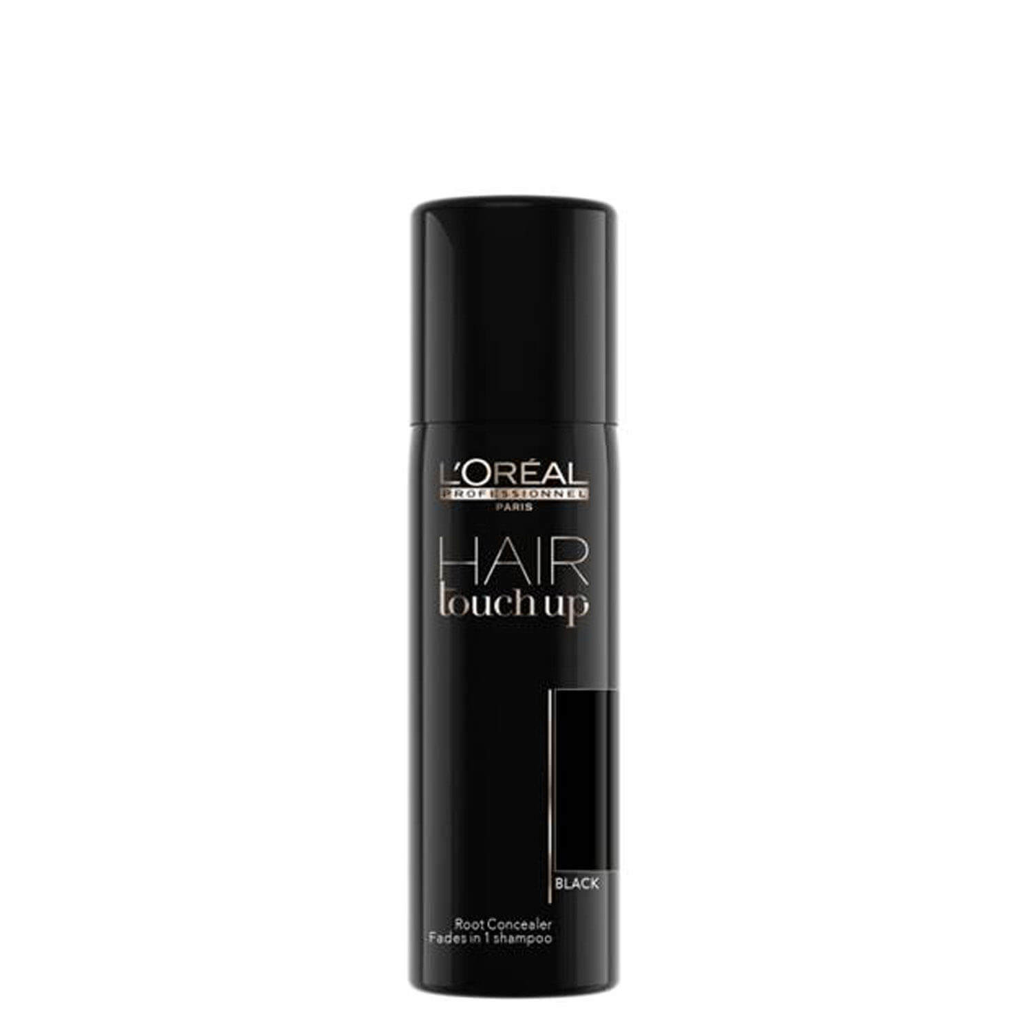 Hair Touch Up - Black - 75ml