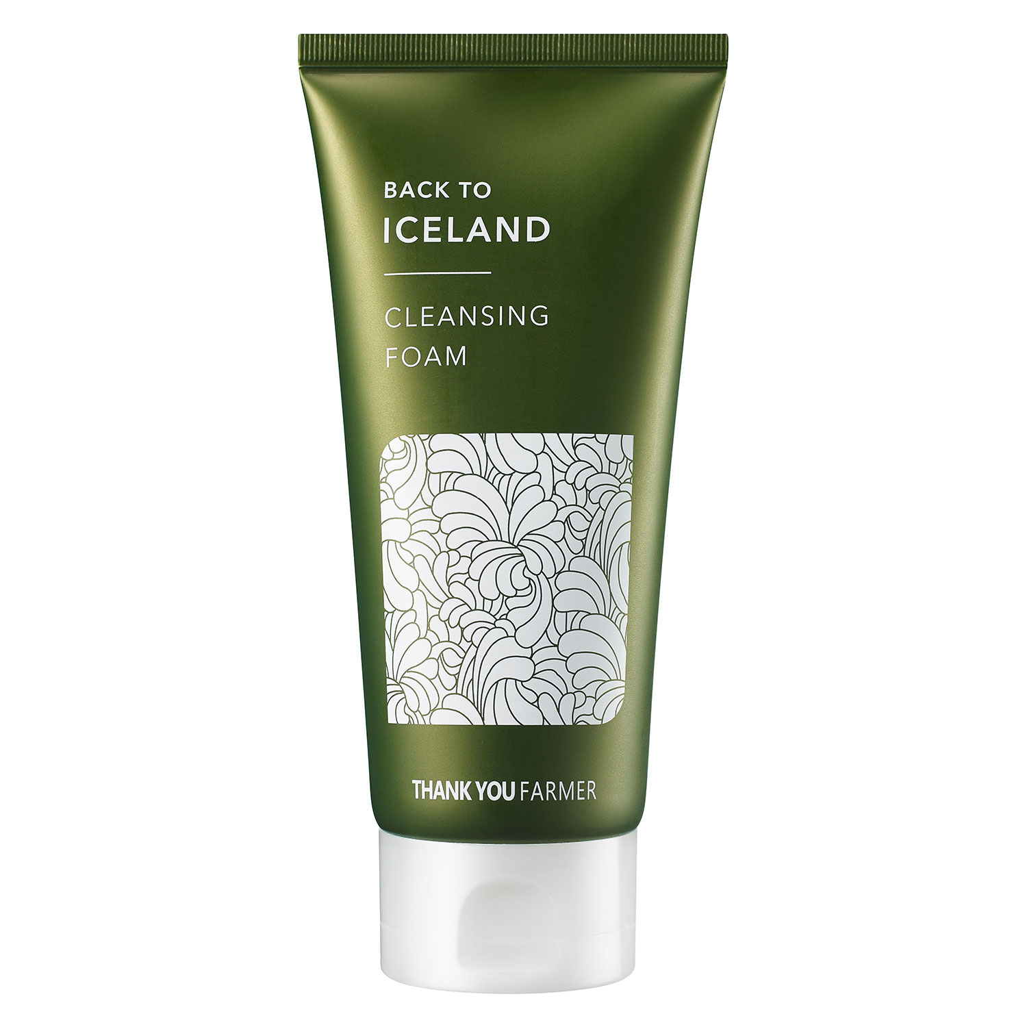 THANK YOU FARMER - Back To Iceland Cleansing Foam - 120g